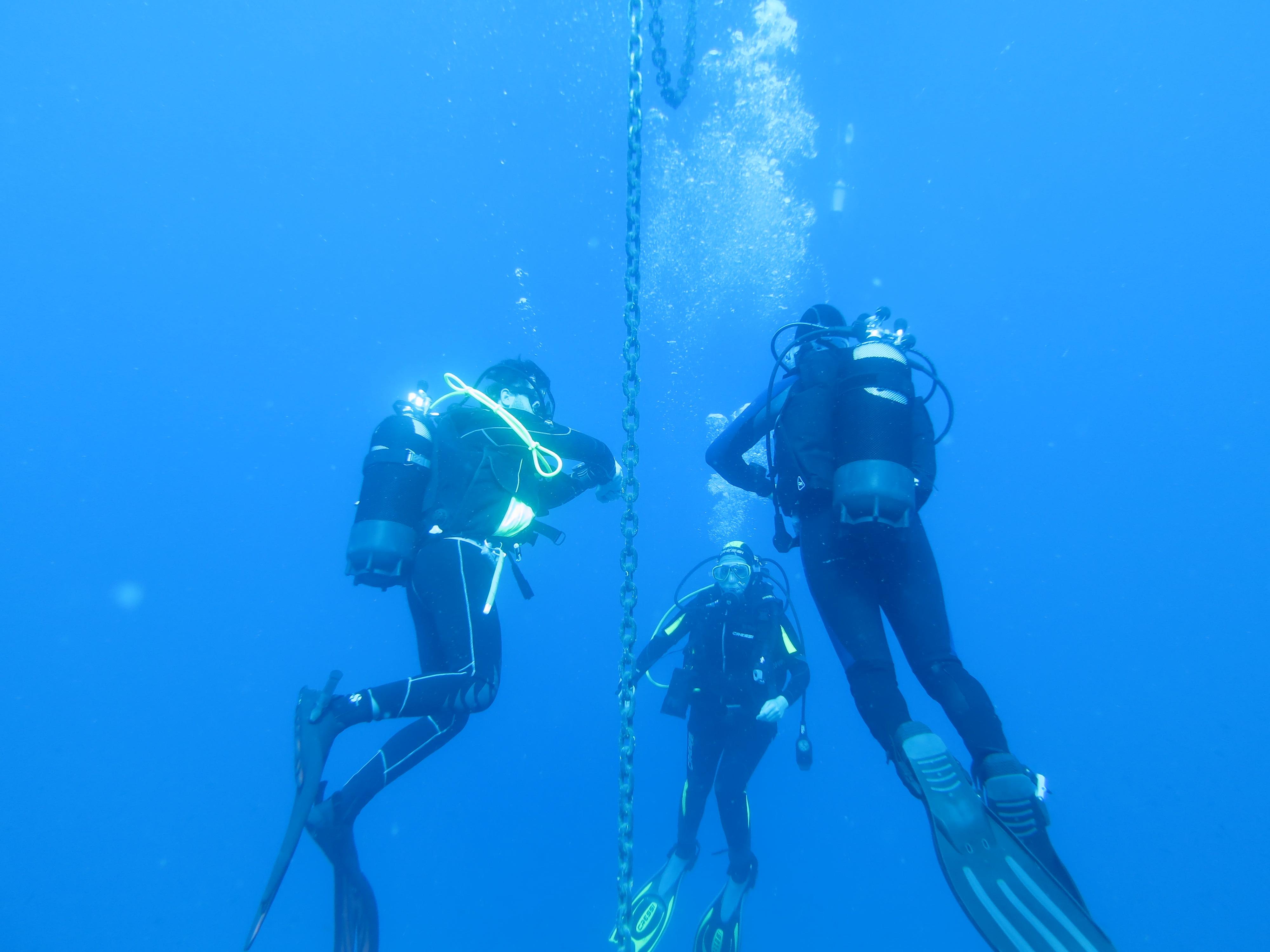 Dai modelli decompressivi agli algoritmi per la sicurezza dell'immersione - matematica applicata alla subacquea - parte terza