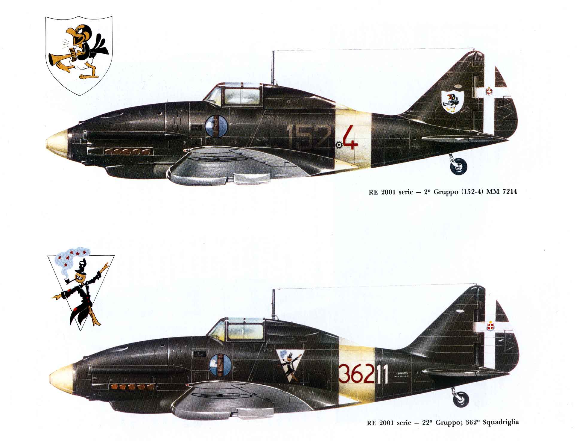 L'aviazione imbarcata italiana 1940-1943  – parte IV – di Gianluca Bertozzi