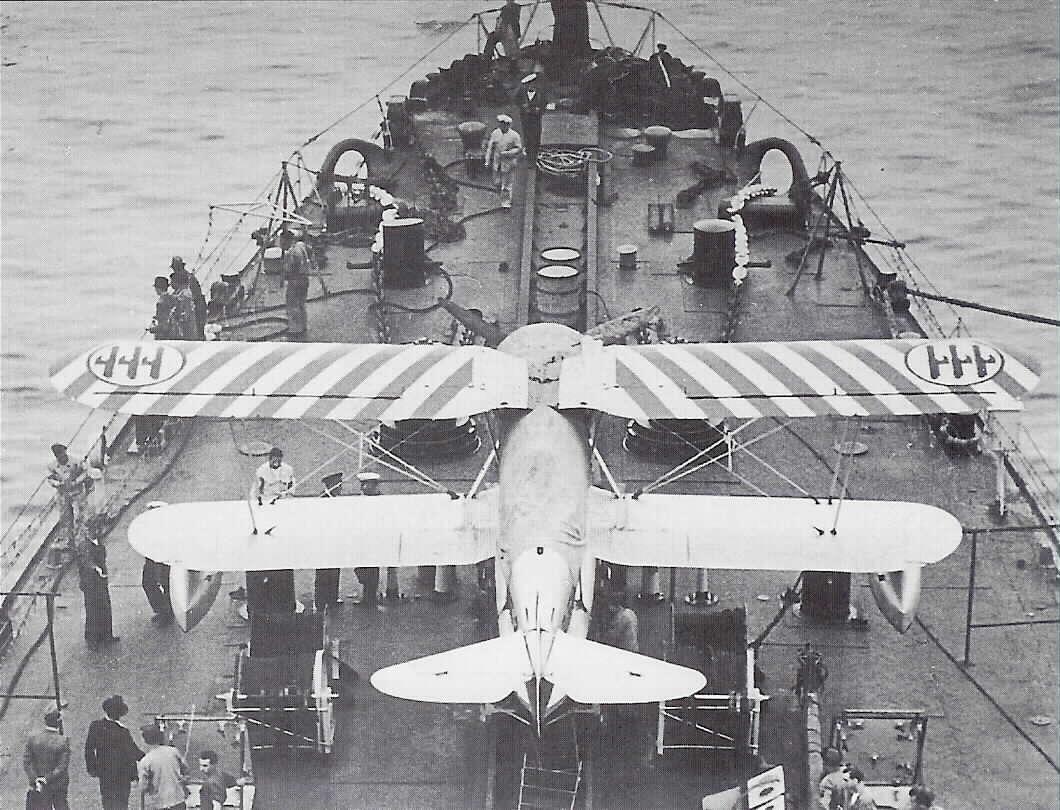 L'aviazione imbarcata italiana 1940-1943  - parte III