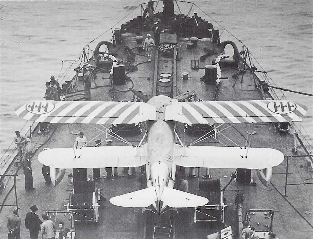 L'aviazione imbarcata italiana 1940-1943  - parte III - di Gianluca Bertozzi