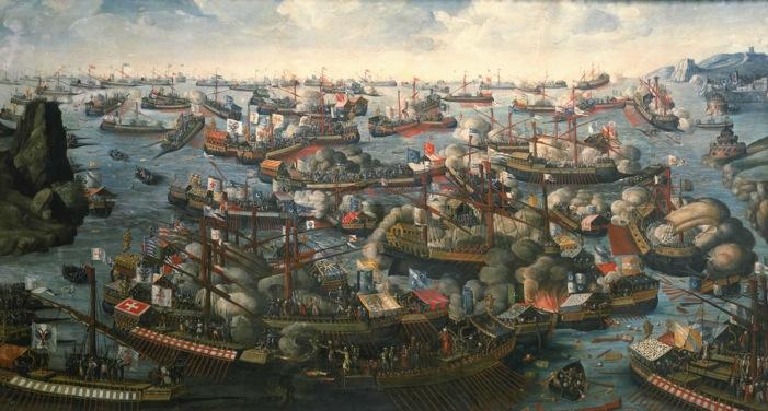 La battaglia di Lepanto: una vittoria tra due guerre non vittoriose di Emiliano Beri