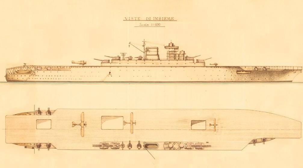 L'aviazione imbarcata italiana 1940-1943  - parte II di Gianluca Bertozzi