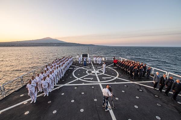 Guardia Costiera italiana: 30 anni al servizio del Paese e del mare