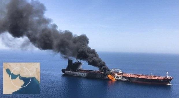 Nuovo attacco a Hormuz … la questione si complica di Andrea Mucedola