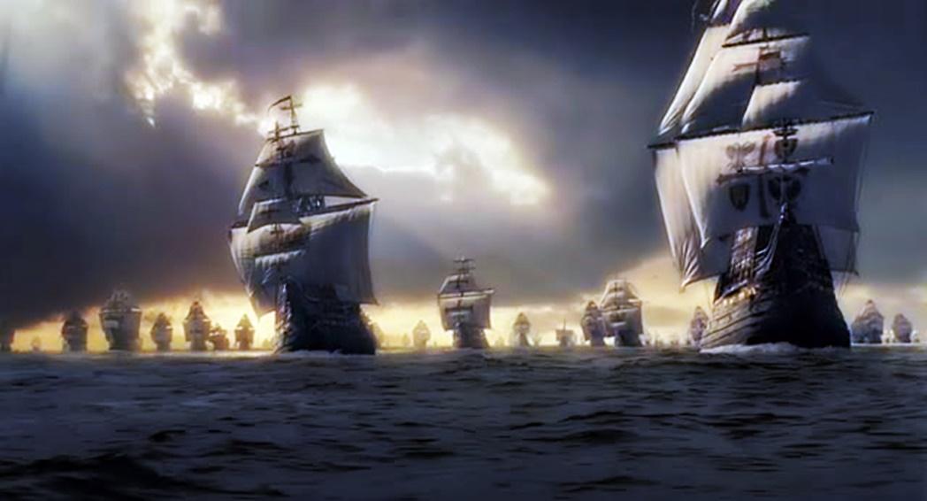 La cattura della flotta del tesoro del 1628 - parte II - di Marco Mostarda
