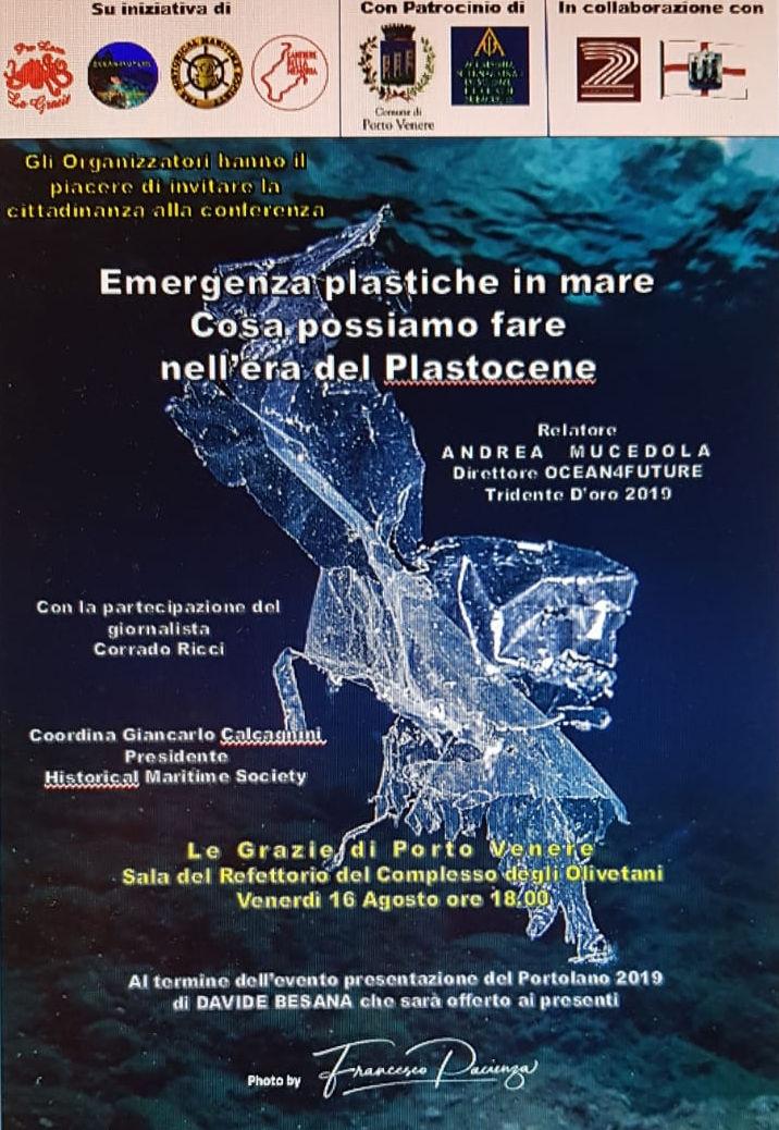 Emergenza plastiche in mare: Cosa possiamo fare nell'Era del Plastocene