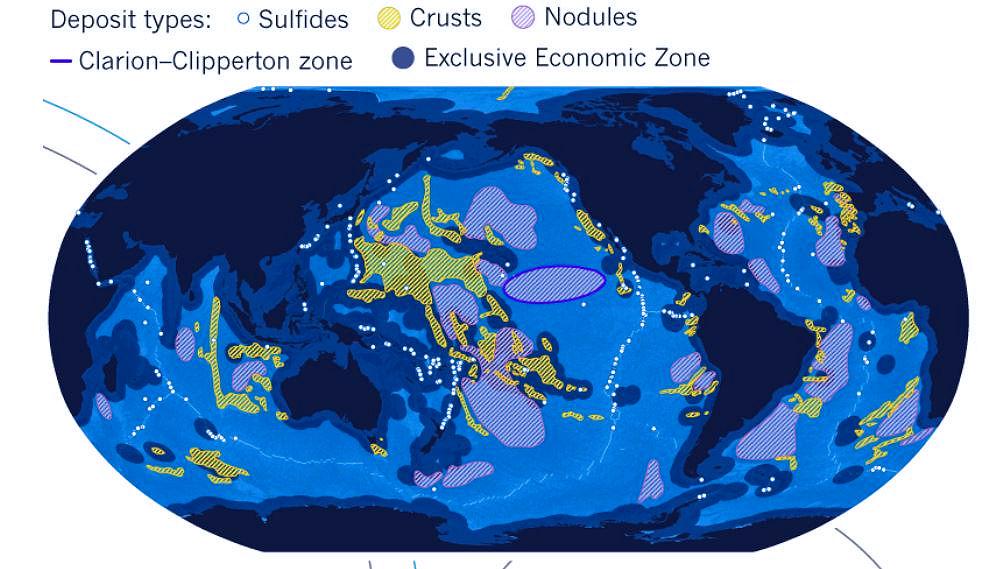 La lotta per i fondali marini: una nuova risorsa per l'Umanità o un pericolo per la sua sopravvivenza?