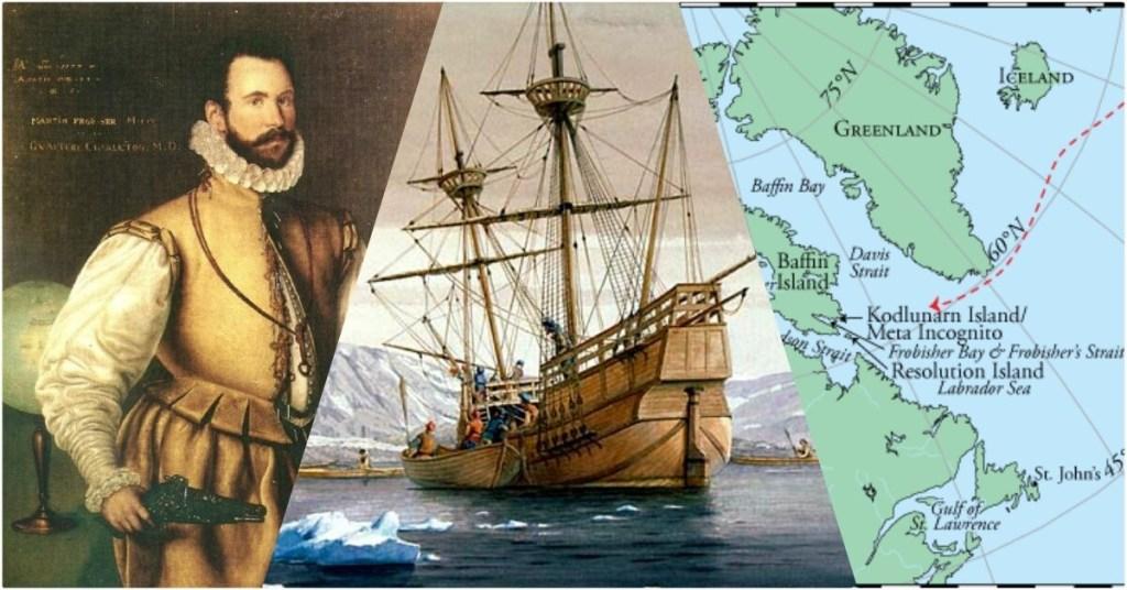 Martin Frobisher: il Passaggio a Nord Ovest nel 1576 di Gabriele Campagnano