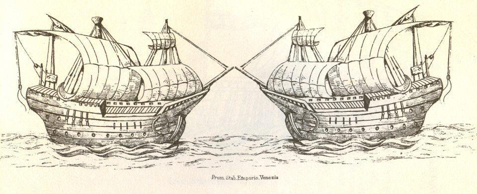 Gli equipaggi nella marina veneziana di Gianluca Bertozzi