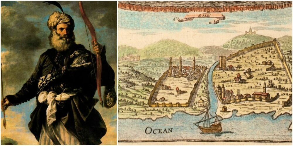 Rinnegati Cristiani: l'Olandese che divenne Murad Reis di Gabriele Campagnano