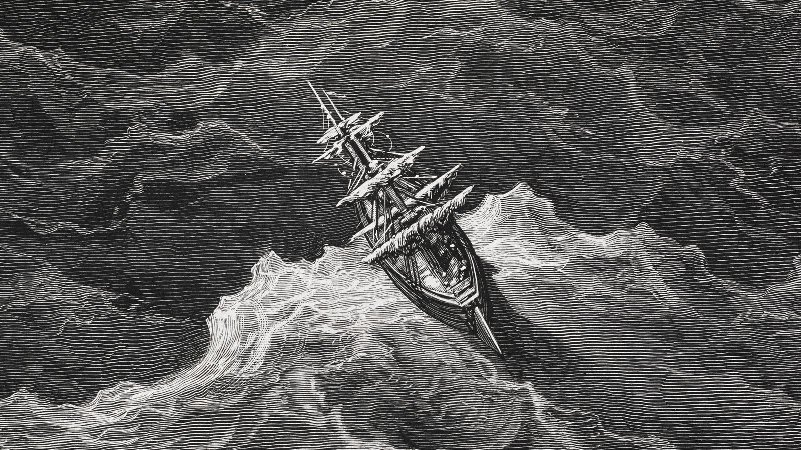 La ballata del vecchio marinaio di Samuel Taylor Coleridge
