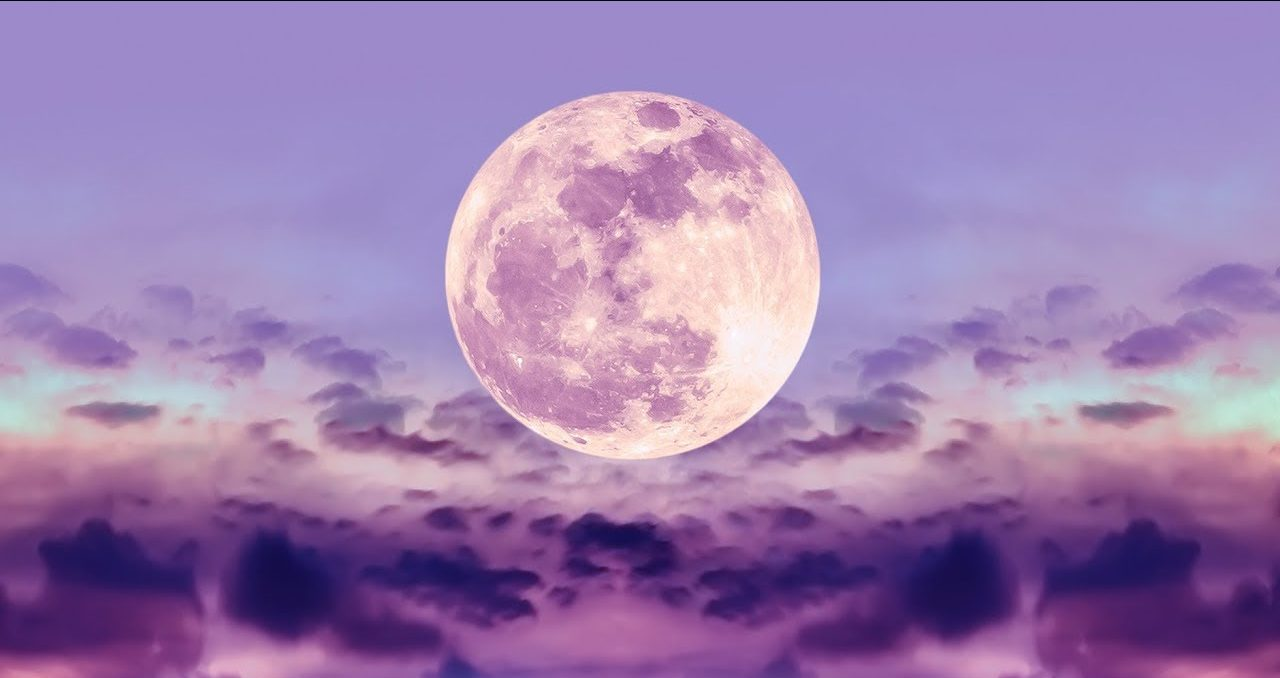 La luna di fragola