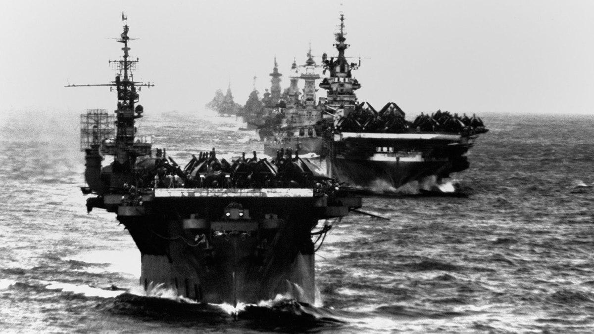 Le portaerei della US Navy durante la seconda guerra mondiale parte I di Gianluca Bertozzi
