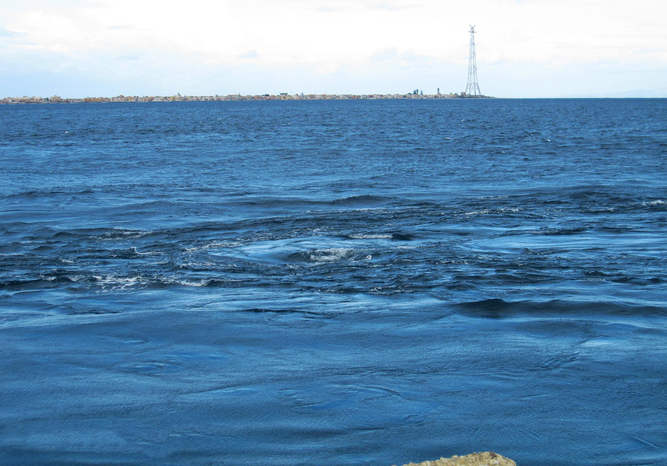 L'idrodinamismo nell'Area dello stretto di Angelo Vazzana