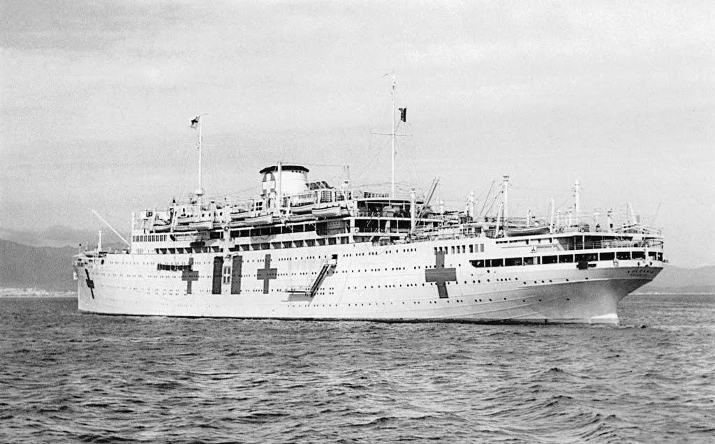 Le navi bianche:  il rimpatrio dei civili italiani dall'Africa Orientale Italiana nel 1942/43 di Gianluca Bertozzi