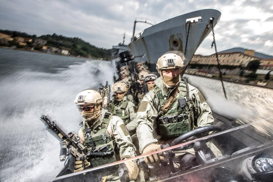 Naval boarding party: il moderno arrembaggio – parte I  di Marco Bandioli