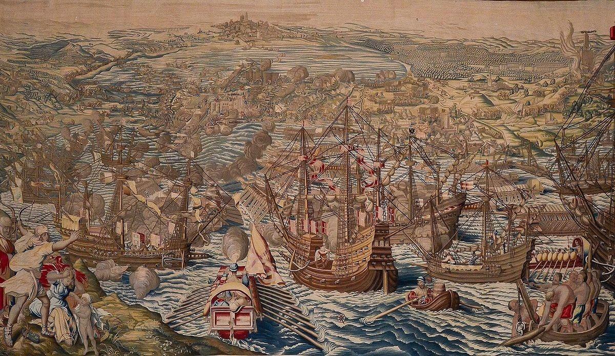 """La Santa Anna, la """"nave di Rodi""""  di Aldo Antonicelli"""