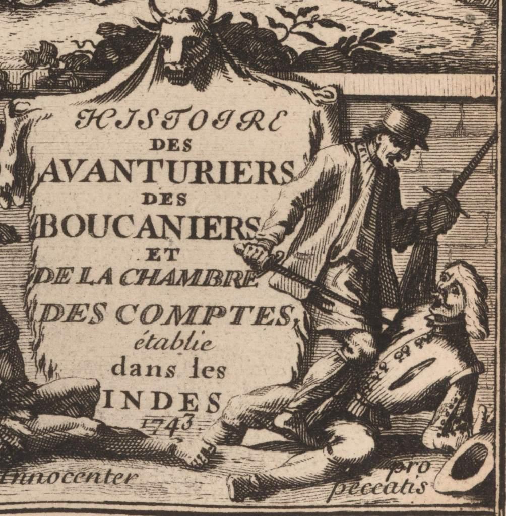 Francois l'Olonese, il bucaniere