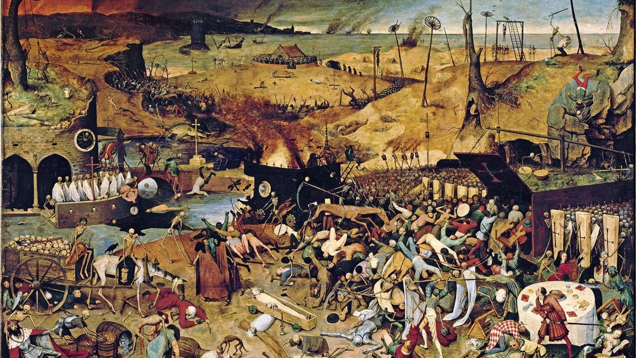 Variazioni climatiche e malattie: la peste di Londra del 1665 di Aaronne Colagrossi