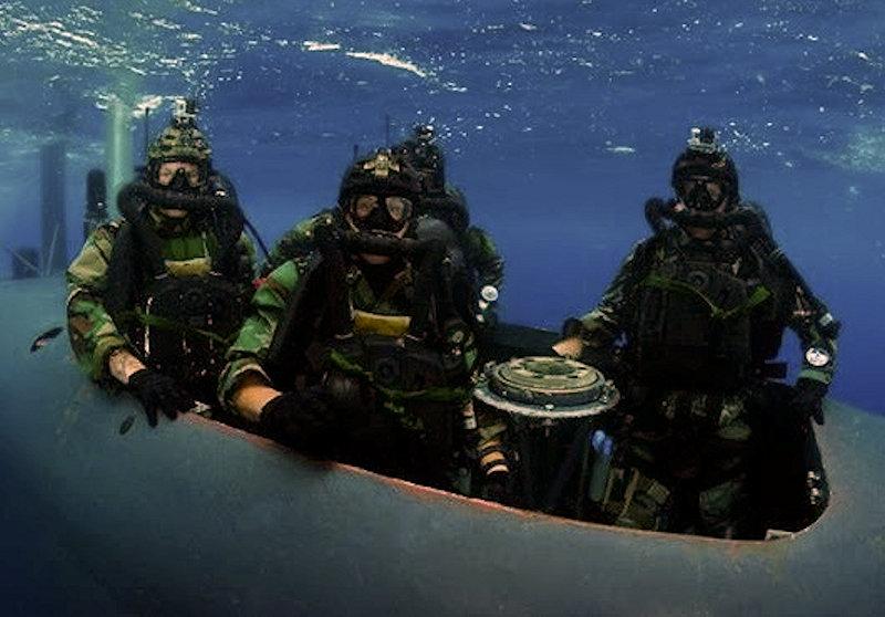 La tossicità dell'ossigeno: uno studio della Marina olandese presenta interessanti spunti di riflessione