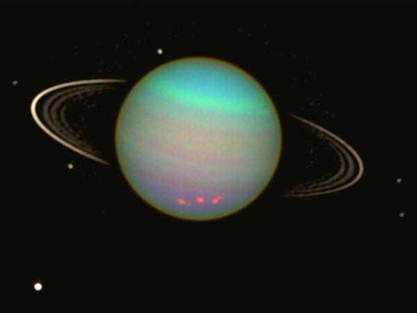 Viaggio nel sistema solare: Urano
