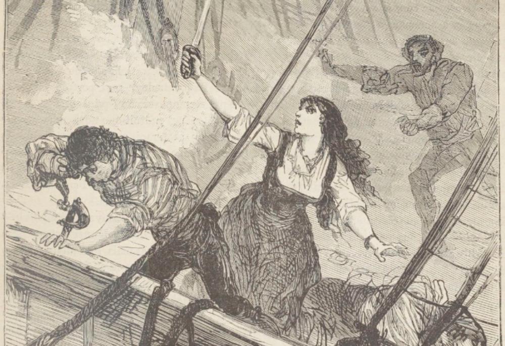 Jeanne de Belleville, la nobildonna che mise a ferro e fuoco la Manica