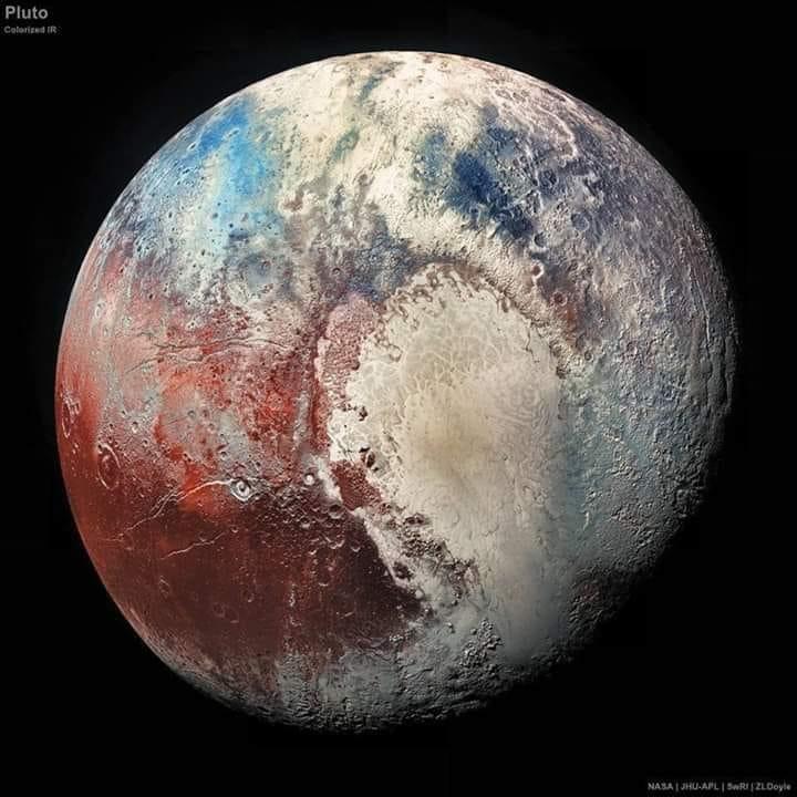 Viaggio nel sistema solare: Plutone
