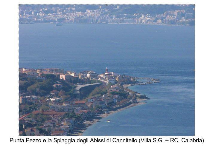 Effetti biologici dell'Idrodinamismo dello Stretto: gli Abissi sulla Spiaggia di Angelo Vazzana