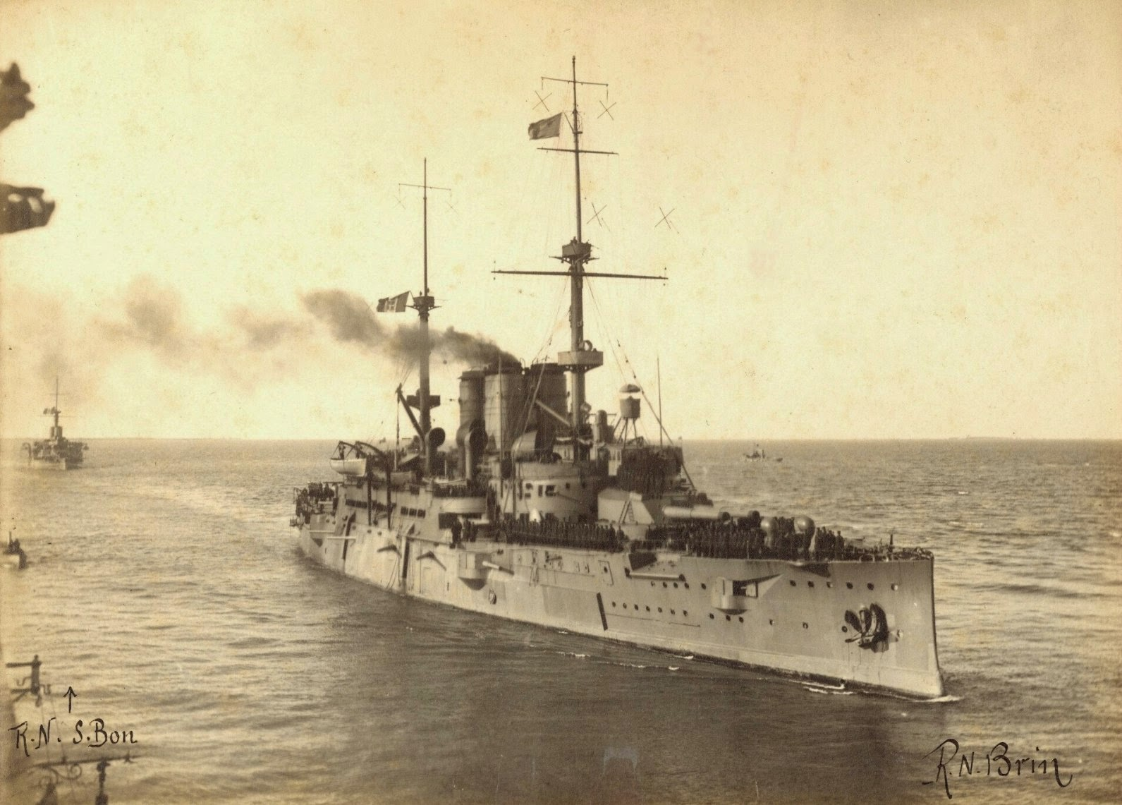 Recensioni librarie: Aspetti marittimi della Prima Guerra Mondiale di Renato Scarfi