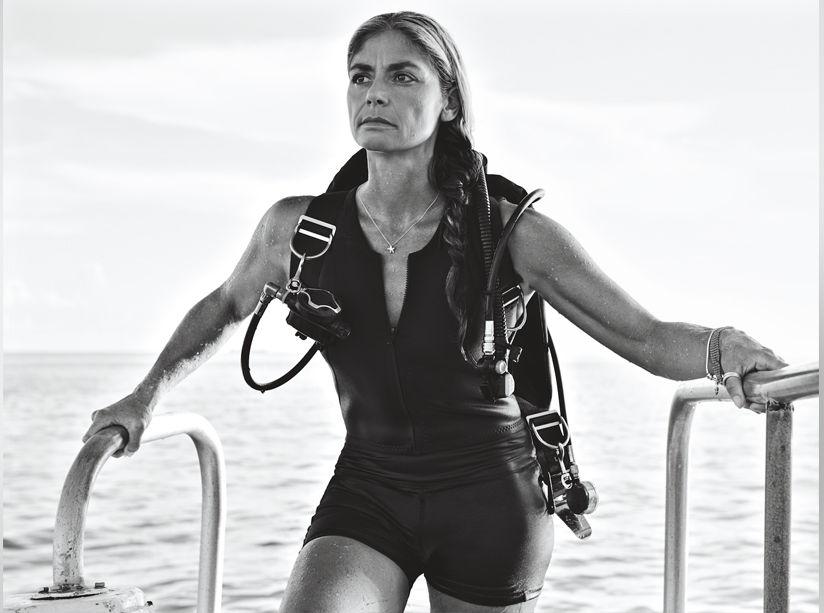 Protagonisti del mare: Cristina Zenato