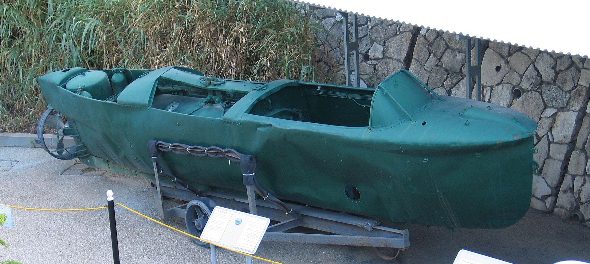 Lo sviluppo dei Swimmer Delivery Vehicle (SDV) nel dopo guerra (ISRAELE-SUD COREA) - parte III