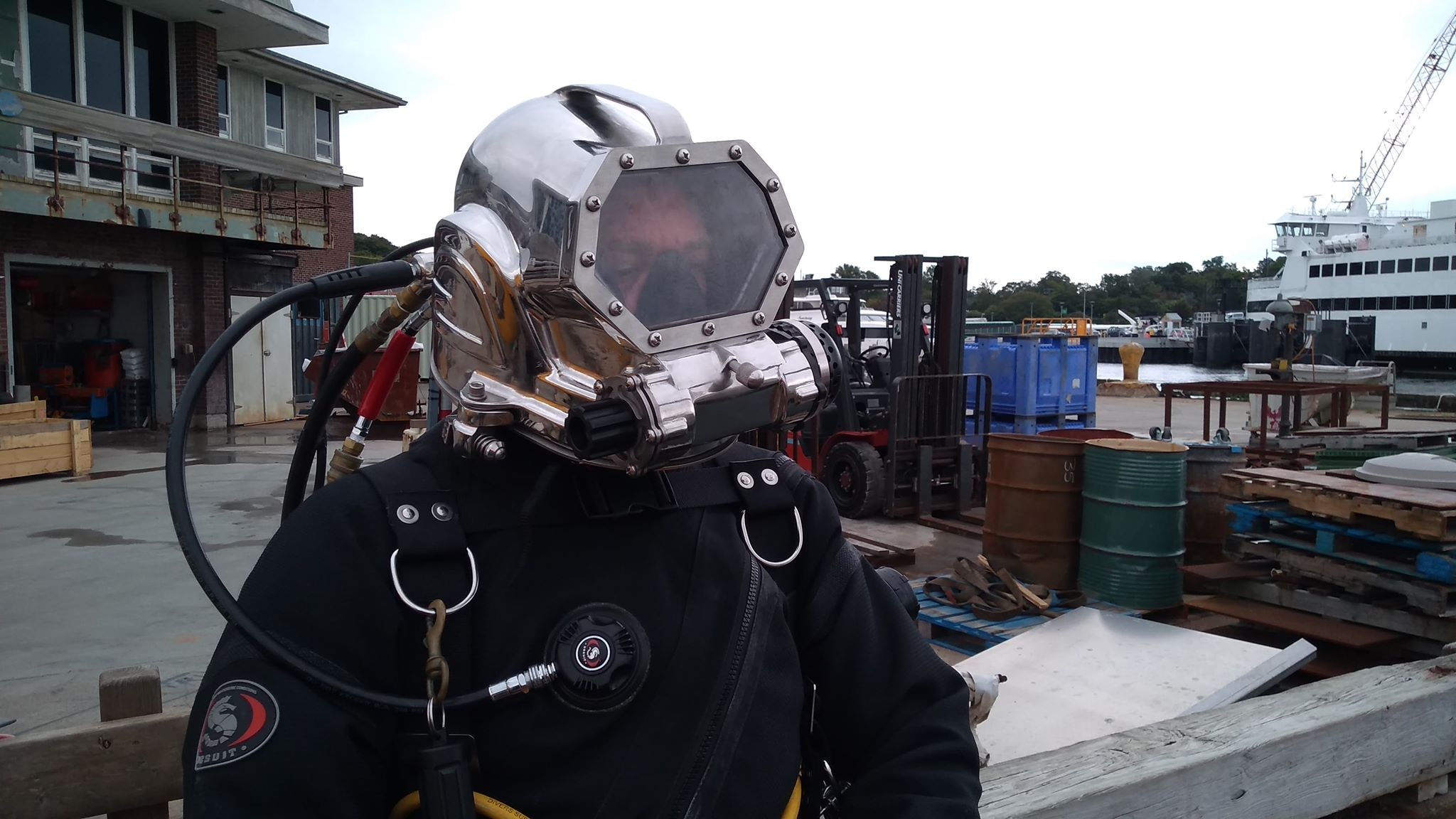 Un'esperienza oltreoceano: procedure di immersione in tempi di COVID 19 al WHOI