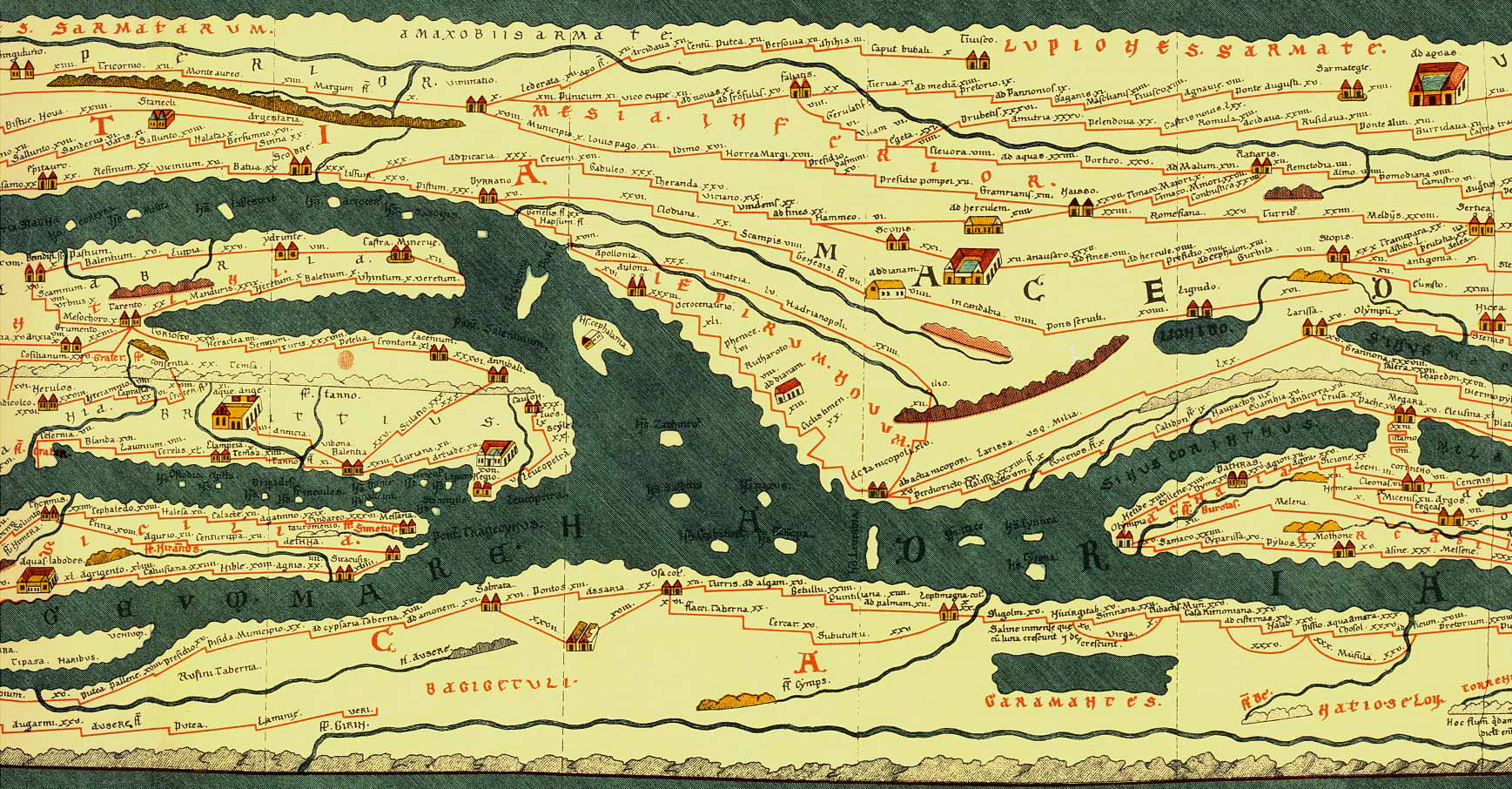 La storia dei sistemi di navigazione: dal IV al XV secolo - parte II  di Andrea Mucedola