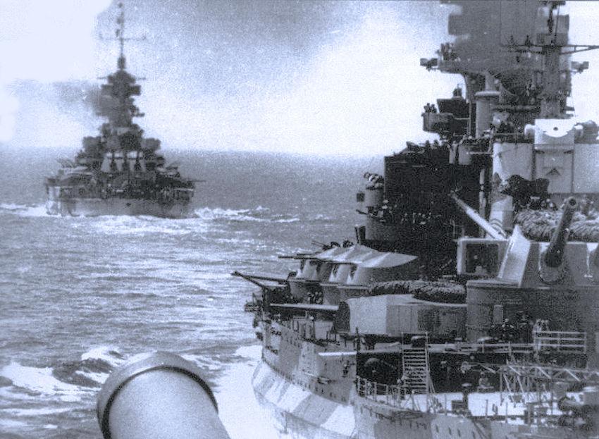 La Marina militare italiana al termine della seconda guerra mondiale