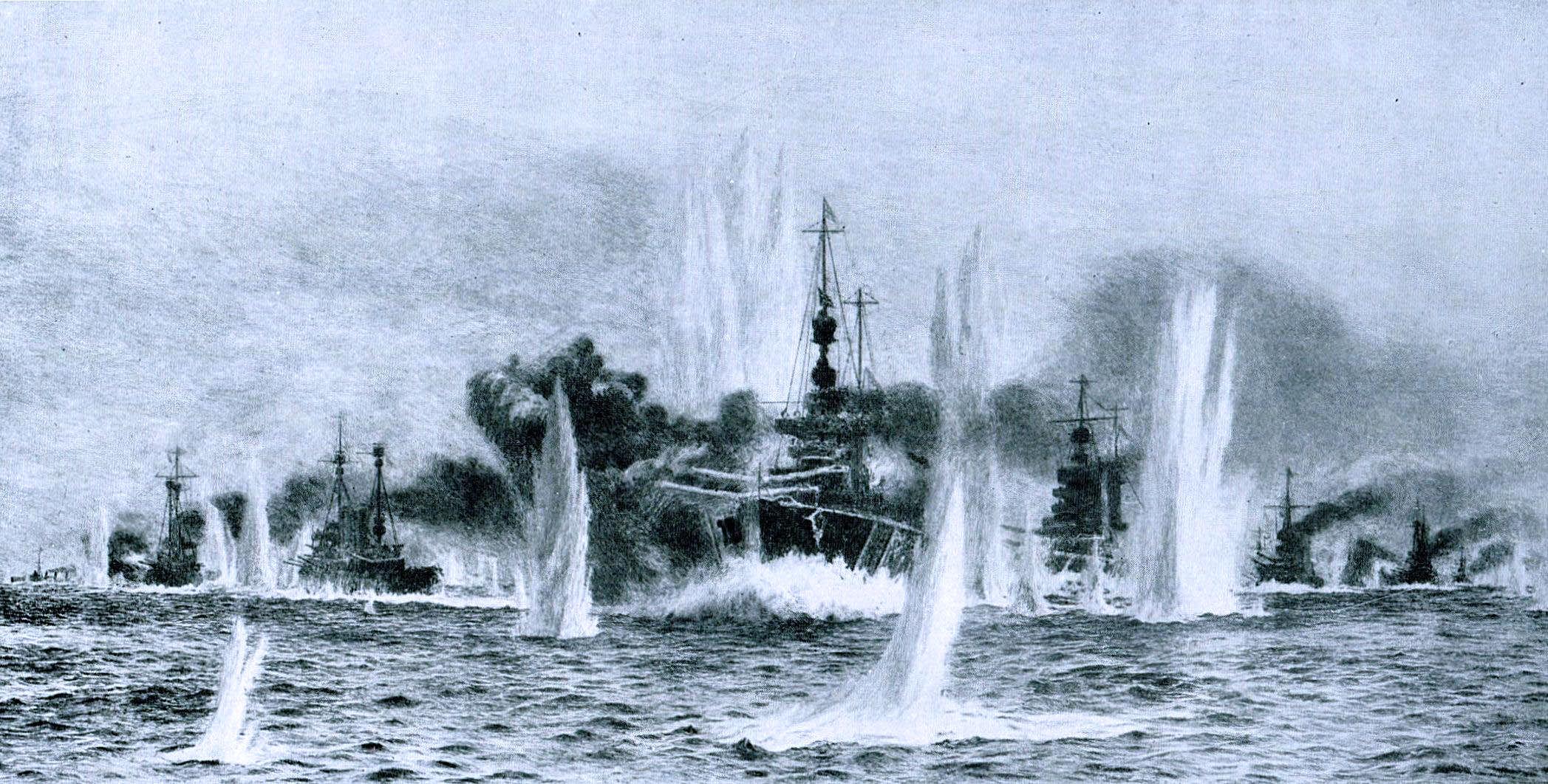 La battaglia dello Jutland: l'ultima grande battaglia della storia ad essere combattuta dalle corazzate