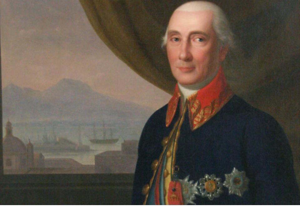 Una fregata toscana contro i Barbareschi nel 1773 di Angelo D'Ambra