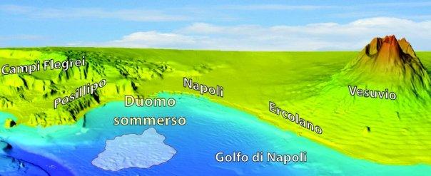Cosa si nasconde nel mare del Golfo di Napoli? diGuido Ventura - INGV