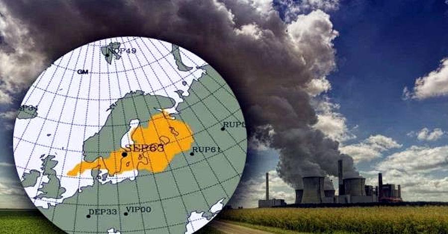 Aumento dei livelli di radiazioni nei cieli della Scandinavia: un nuovo incidente nucleare?