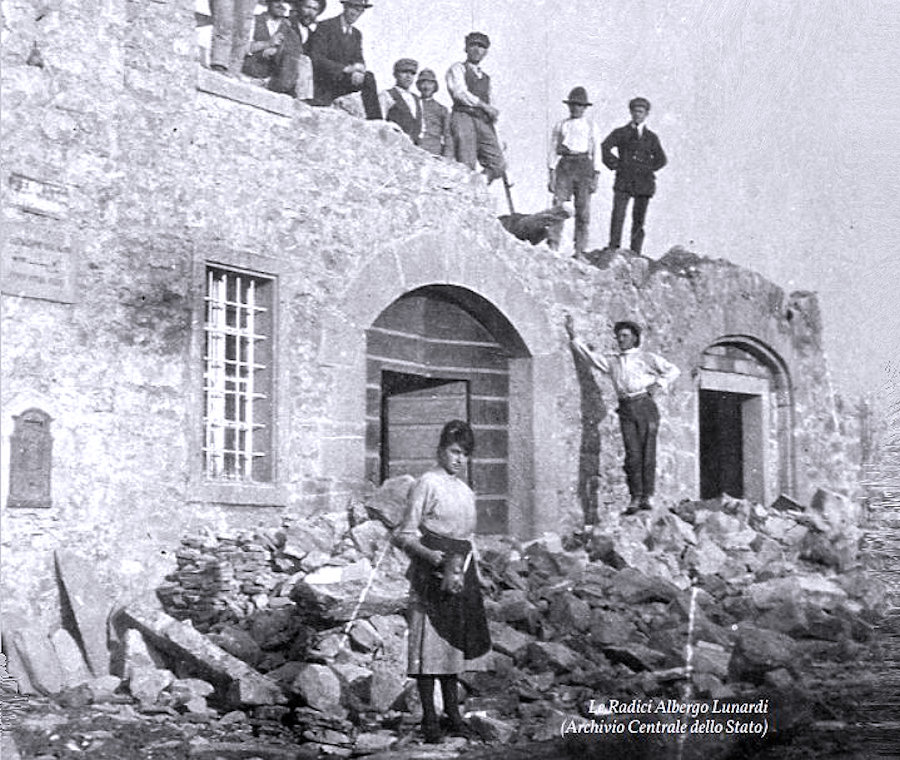 Il centenario del terremoto del 6 e 7 settembre 1920 in Garfagnana e Lunigiana di Filippo Bernardini e Romano Camassi (INGV Bologna), Carlo Meletti (INGV Pisa)