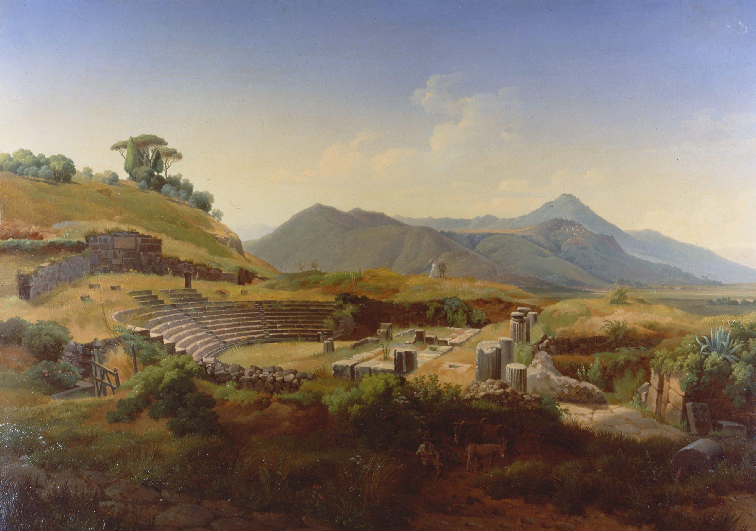 Le fonti antiche sui colli albani di Ersilia D'Ambrosio e Fabrizio Marra