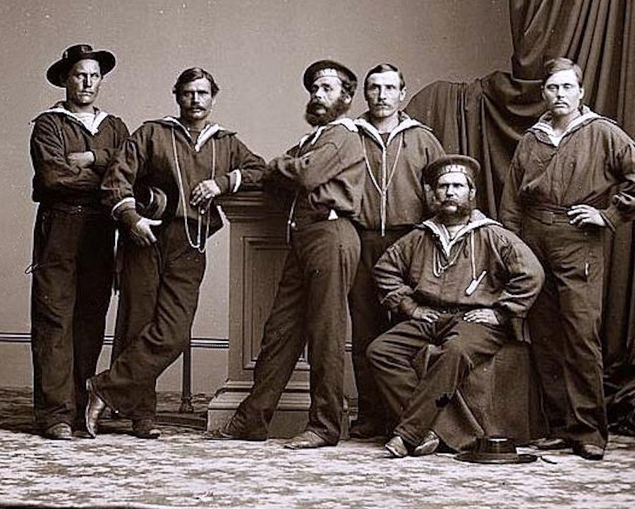 Come vivevano i marinai a bordo delle navi della US Navy nel XIX secolo – parte III di Andrea Mucedola