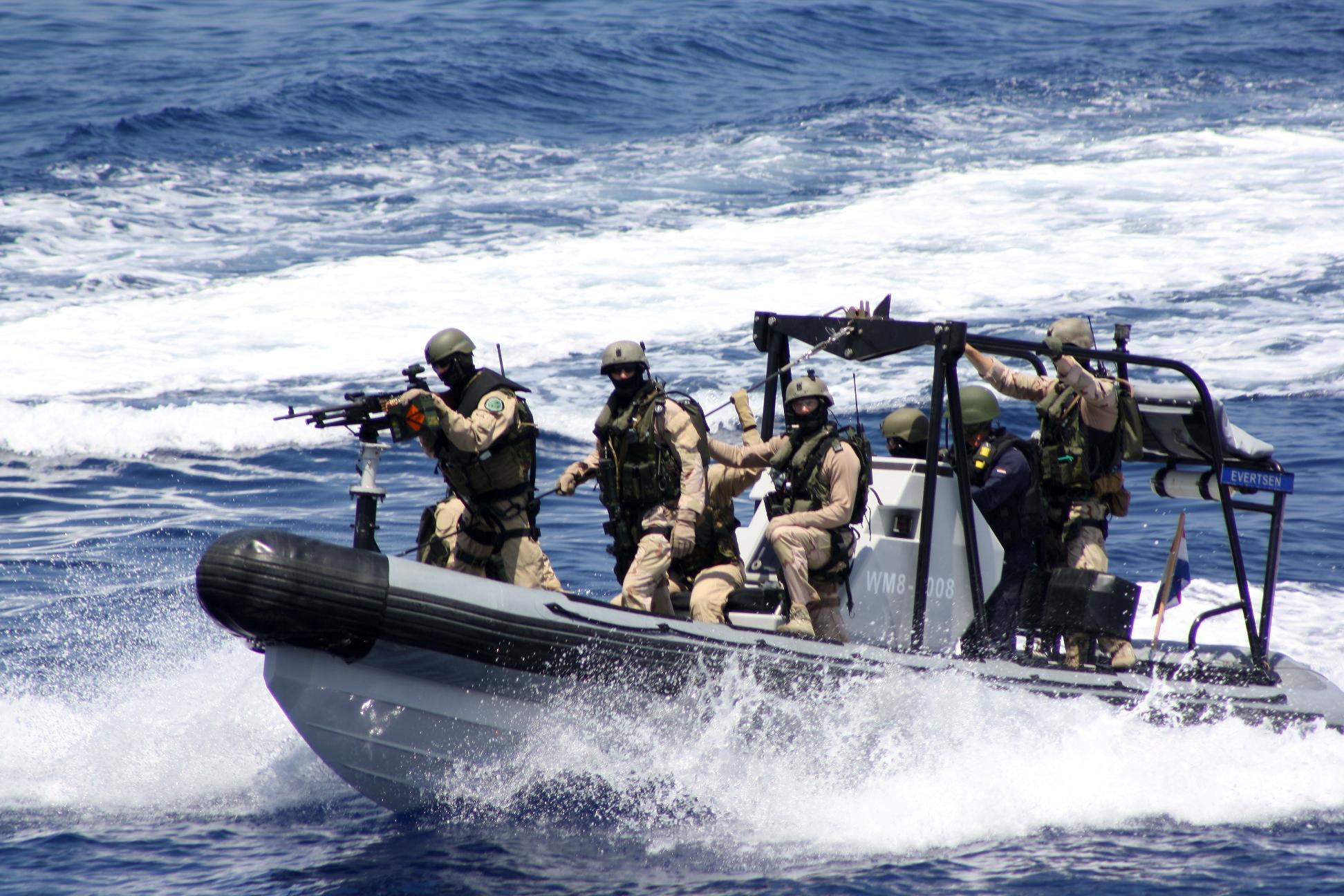 Naval boarding party: dall'arrembaggio collaborativo al boarding con elicotteri – parte III  di Marco Bandioli