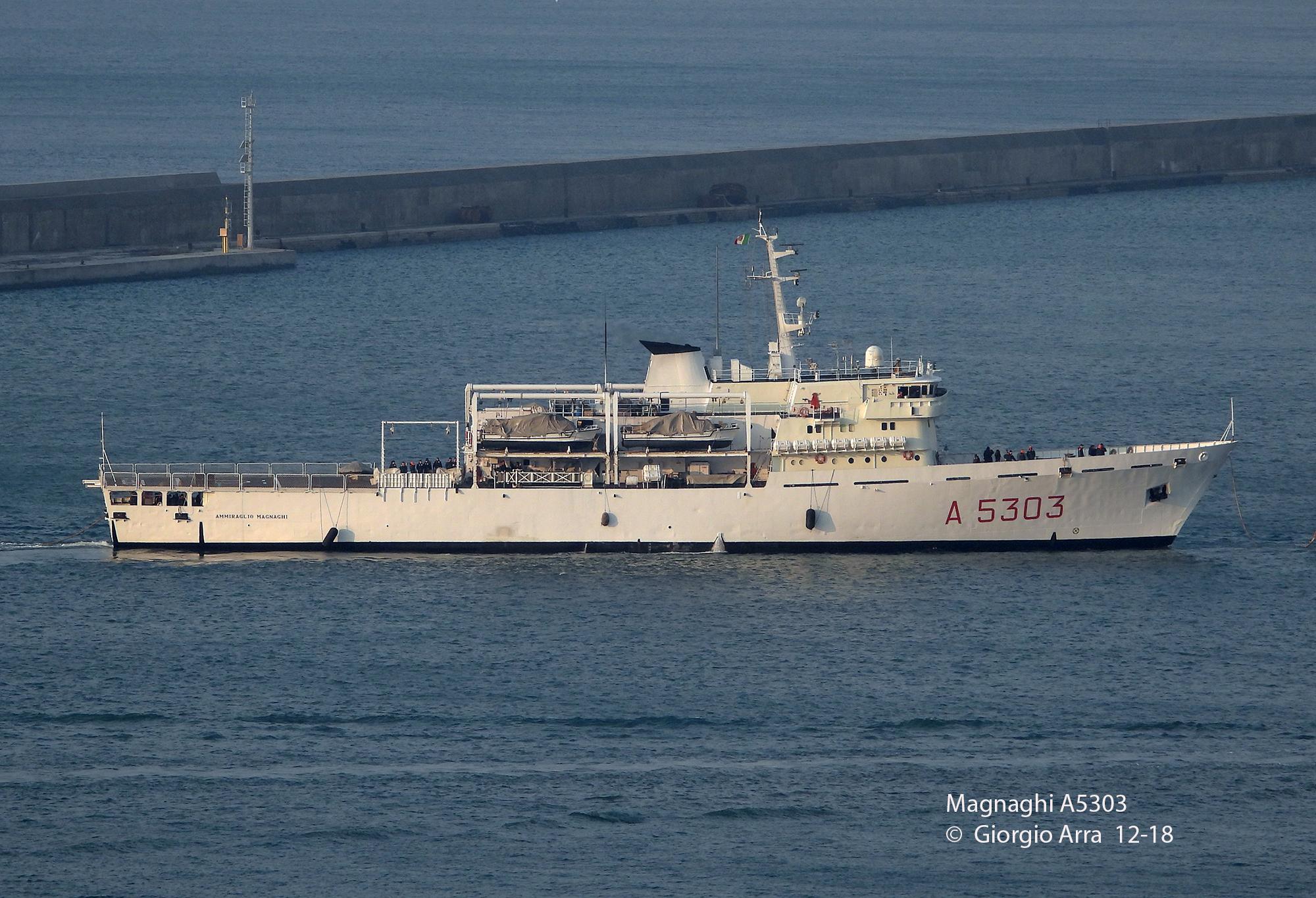 La Difesa italiana ha annunciato un accordo per il finanziamento di 220 milioni di euro dalla Banca Europea per gli Investimenti per costruire tre nuove navi oceanografiche