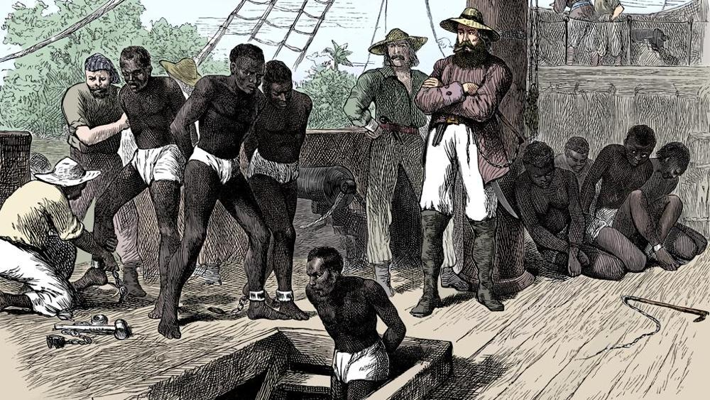 La Tratta dei Neri: tra Africa e Europa di Gabriele Campagnano