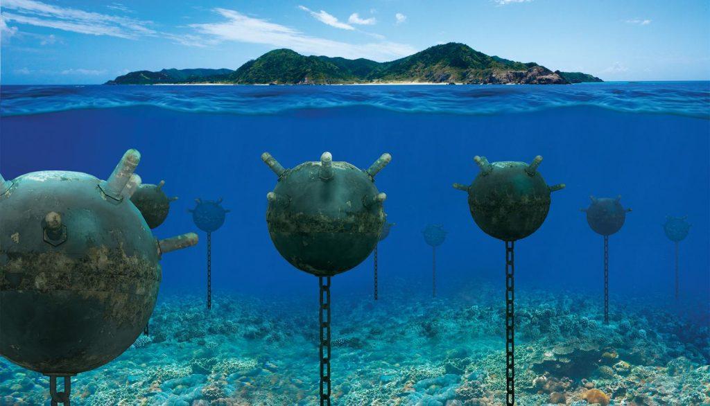 La minaccia delle mine navali nel III millennio: i programmi della Marina Militare italiana di Andrea Mucedola