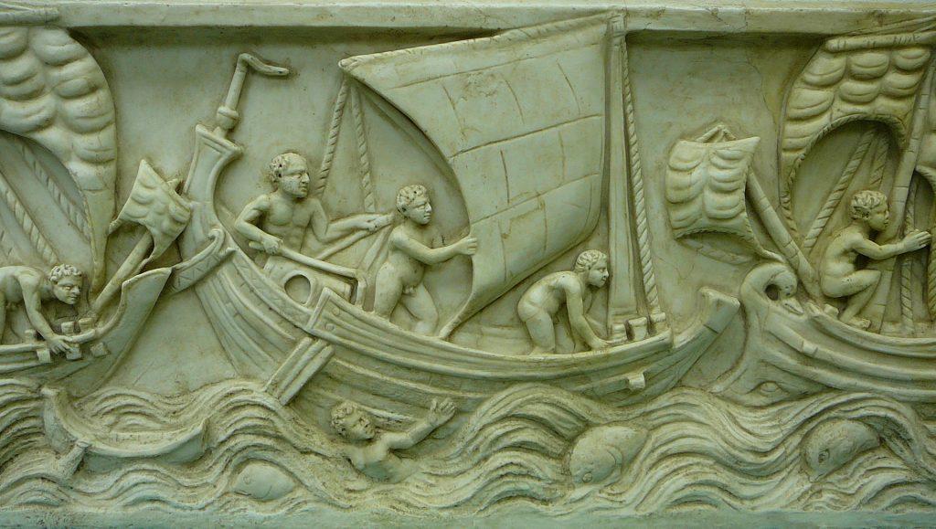 Questa immagine ha l'attributo alt vuoto; il nome del file è Museum_fur_Antike_Schifffahrt_Mainz_Corbita-nave-fluvial-emercantile-1024x579.jpg