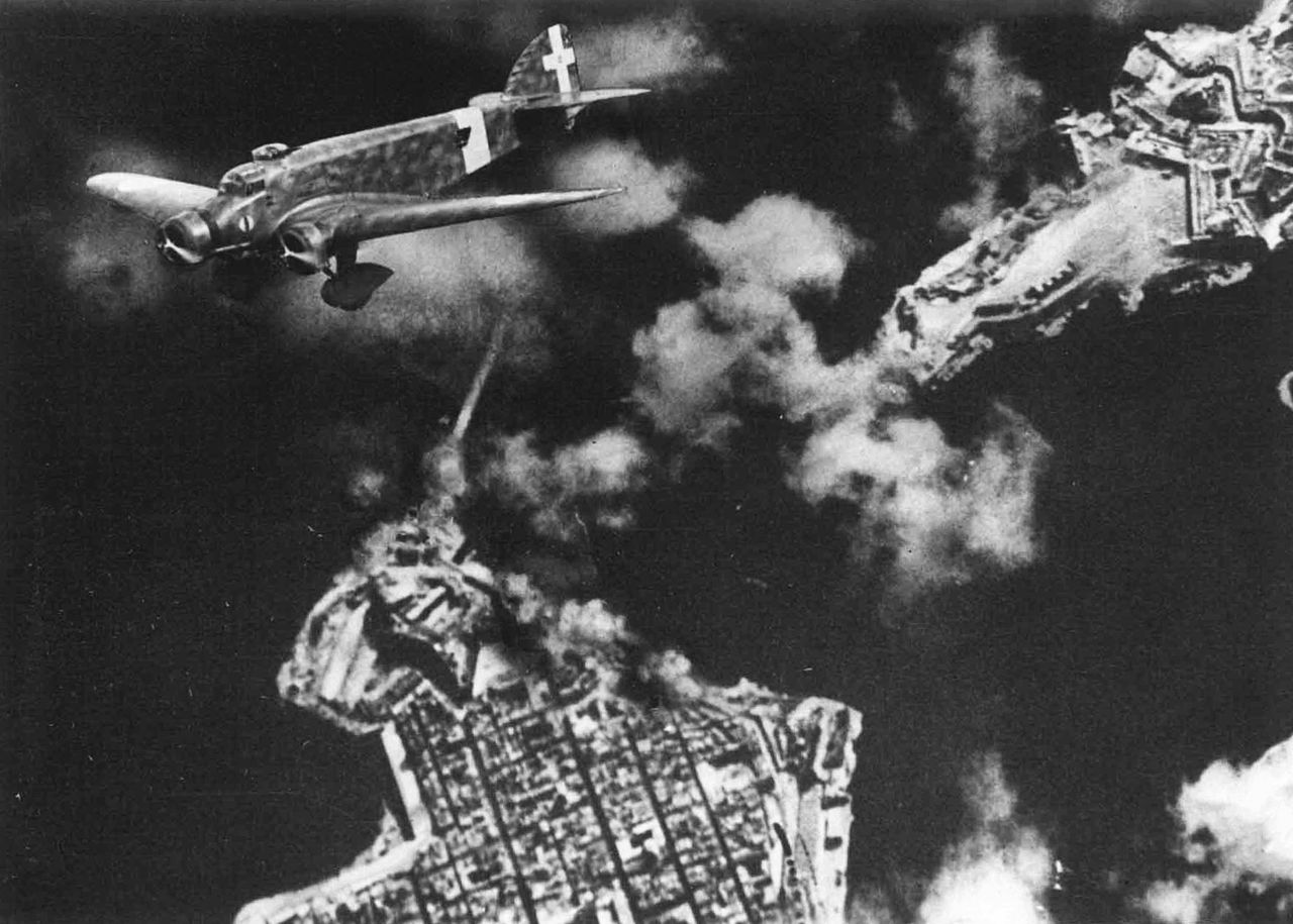 Il piano di invasione di Malta del 1940: analisi dell'ambiente operativo  - parte I  di Gianluca Bertozzi