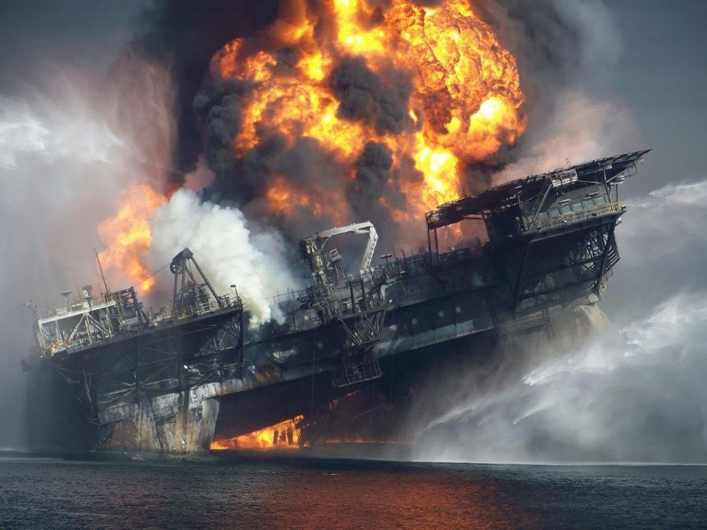 Il dramma della Deep Sea Horizon di Giorgio Caramanna