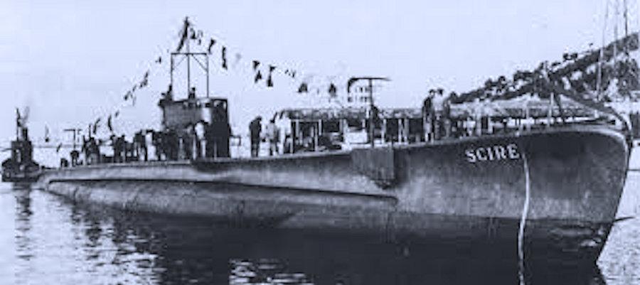 Recensione: L'affondamento del sommergibile italiano Scirè: analisi storica e subacquea