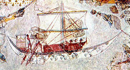 Questa immagine ha l'attributo alt vuoto; il nome del file è sailship-akrotiri.jpg